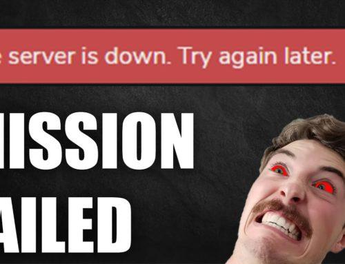 Closed Alpha failed…DEAD MATTER à quelques problèmes de clés!